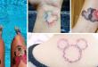 Ideias para Tatuagem do Mickey