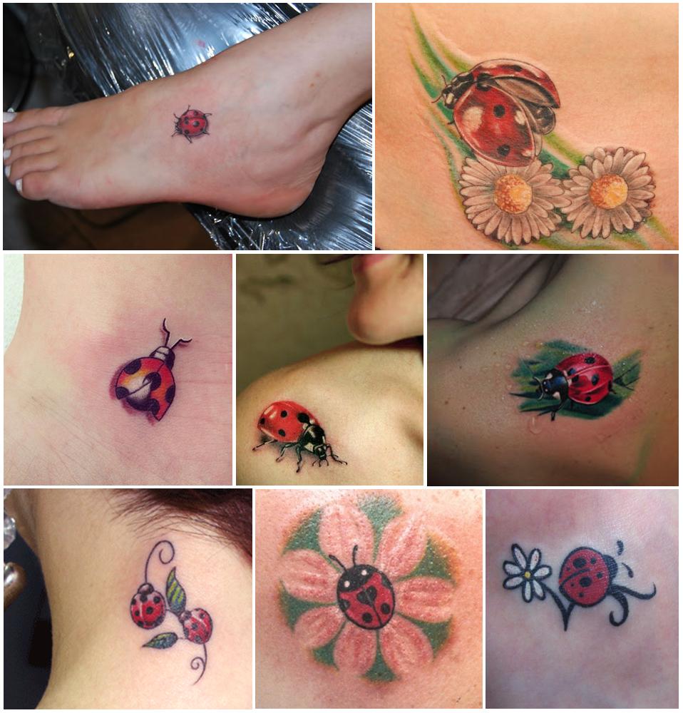 Joaninhas tattoo