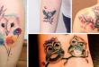 Significado da tatuagem de coruja