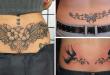 Tatuagem Cóccix