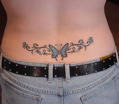 Tatuagem Cóccix 3