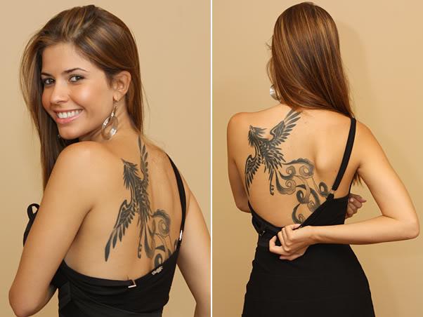 Tatuagem-Feminina-nas-Costas