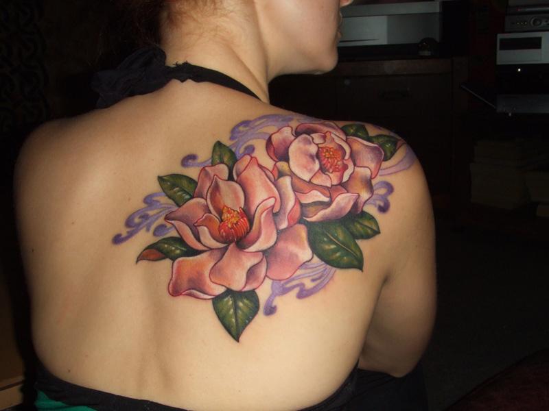 Tatuagens-com-flores-