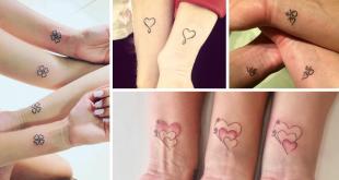 Tatuagens com significado de amizade