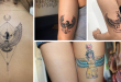 Tatuagens de Ísis Significado ideias
