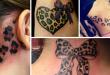 Tatuagens de Animal Print