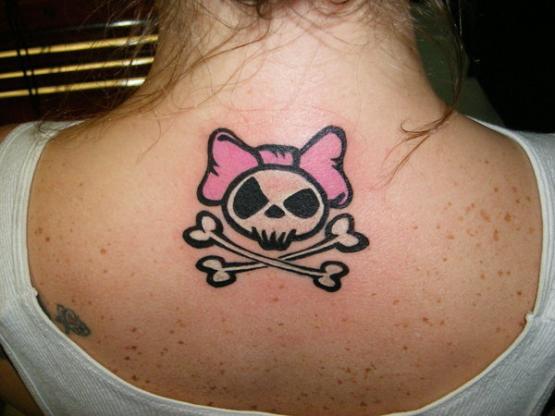 Tatuagens-de-caveiras-fofas