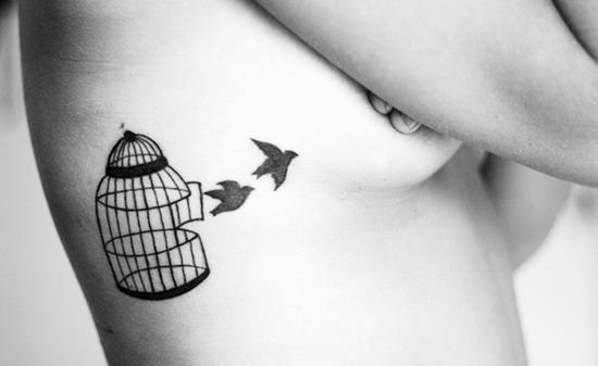 Tatuagens-de-pássaros
