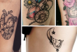 Tatuagens de relógios