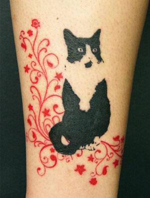 Tatuagens-femininas-de-gatinhos