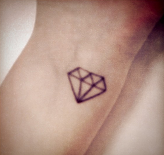 dimond-tatto