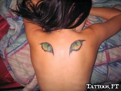 tattoos olhos