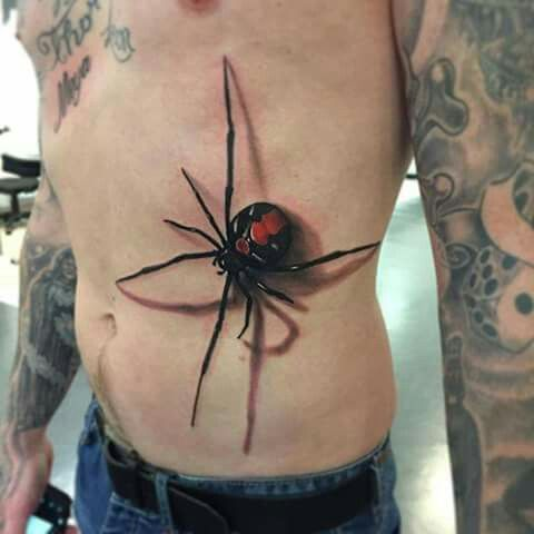 tatuagem 3d