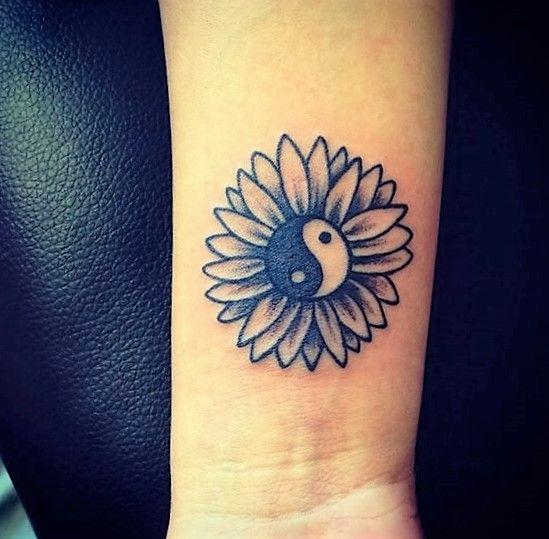 tatuagem Yin Yang 7