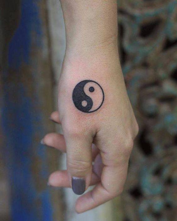 tatuagem Yin Yang 9