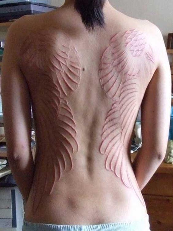 tatuagem alto pena