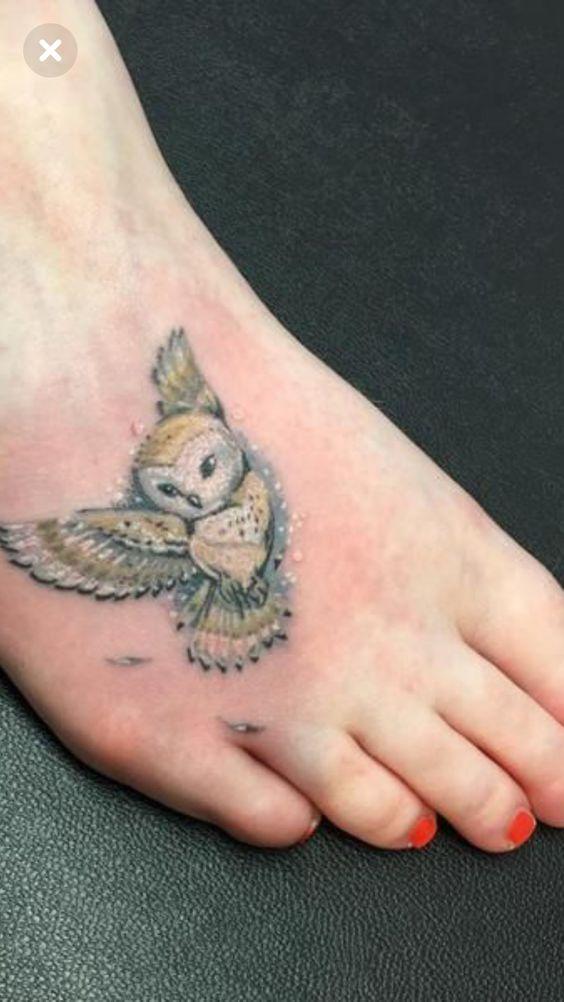 tatuagem coruja 12
