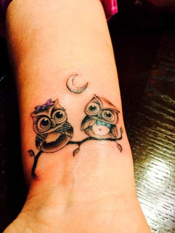 tatuagem coruja 9