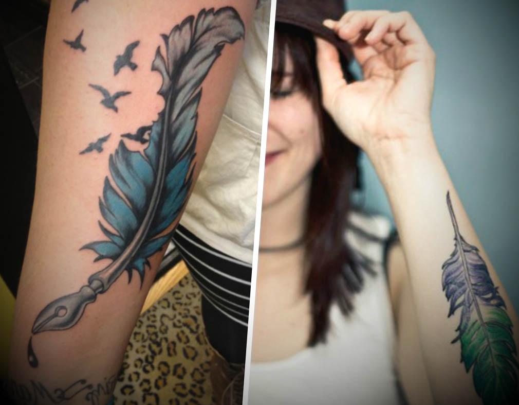 tatuagem-de-penas