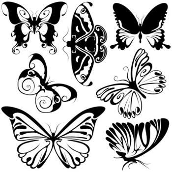 tatuagem-desenho-borboletas