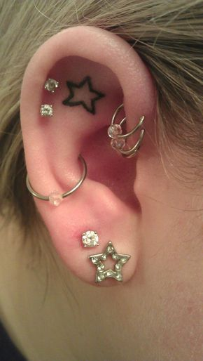 tatuagem estrela 4