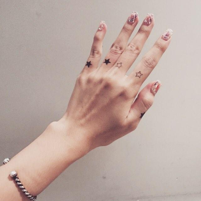 tatuagem estrela 6 1