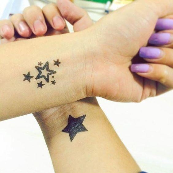 tatuagem estrela 6