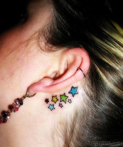 tatuagem estrela