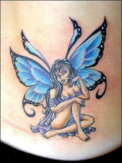 tatuagem fadas 3