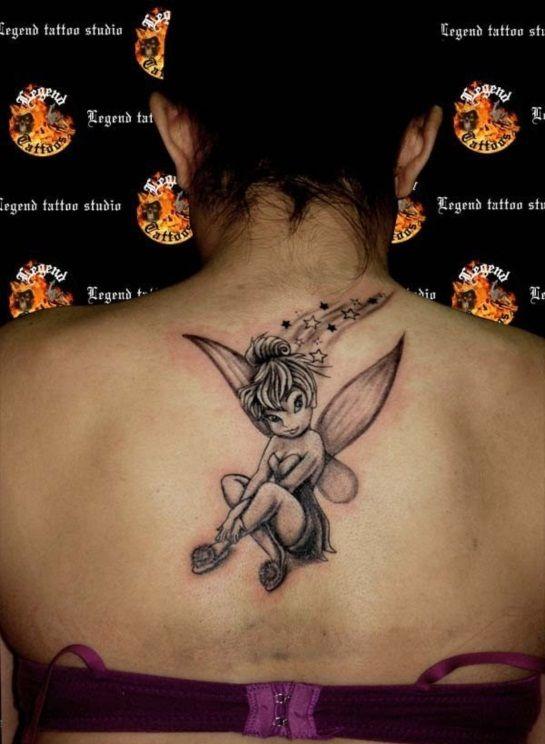 tatuagem fadas 4