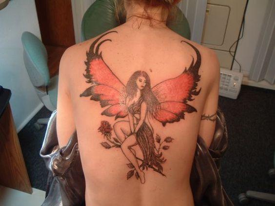 tatuagem fadas 5