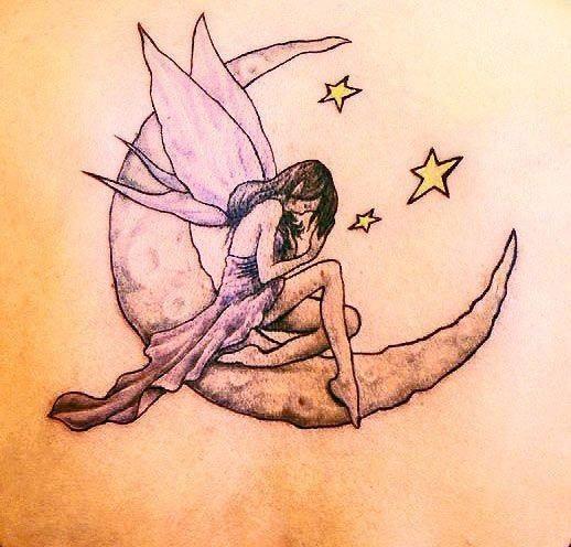 tatuagem fadas 8