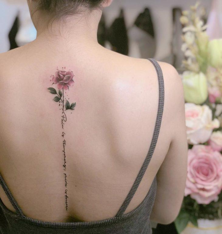 tatuagem feminina costas 4