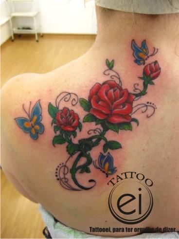 tatuagem-flor