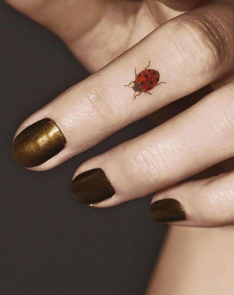 tatuagem joaninha 1 1