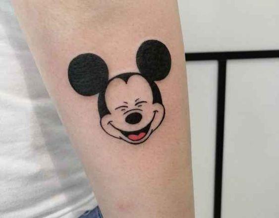 tatuagem mickey ideas