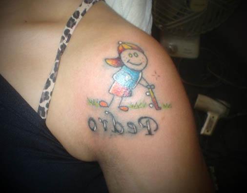 tatuagem-para-filhos