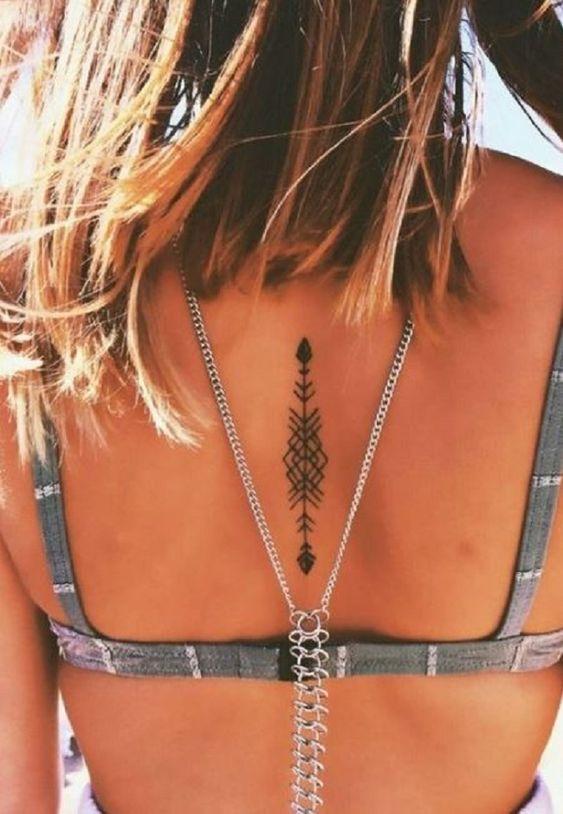 tatuagem tribal feminina 1