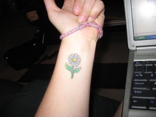 tatuagens-de-margaridas