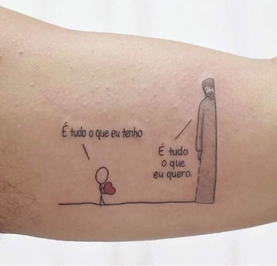 tatuagens femininas escritas 3