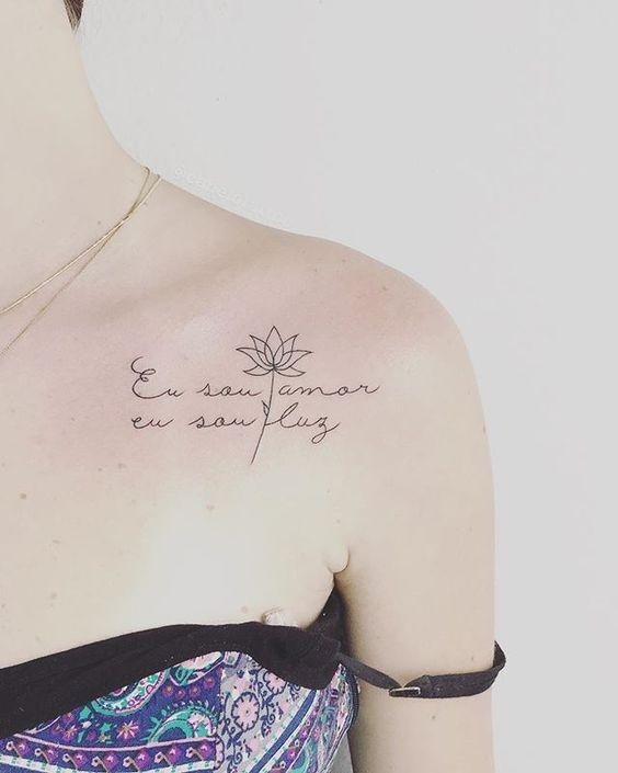 tatuagens femininas escritas 4