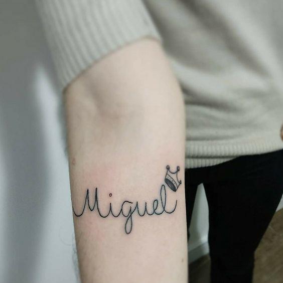 tatuagens nomes 2