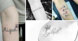 tatuagens nomes