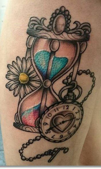 tatuagens relogios