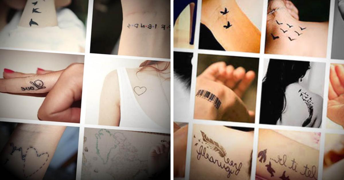 tendencias tatuagens femininas