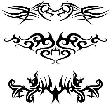 tribais-tatuagens